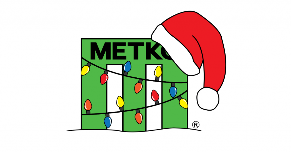 New Year and Christmas Logo