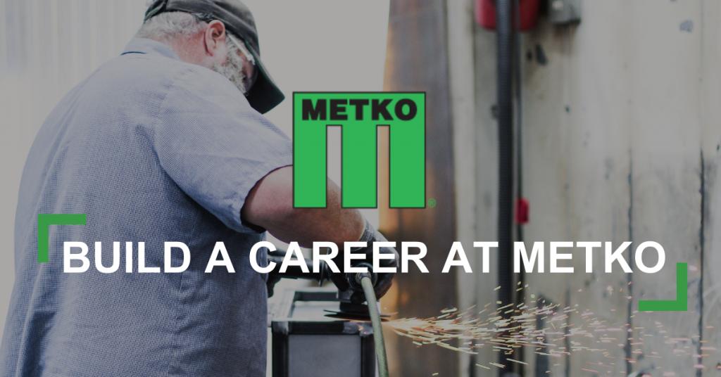 Build a Career at Metko